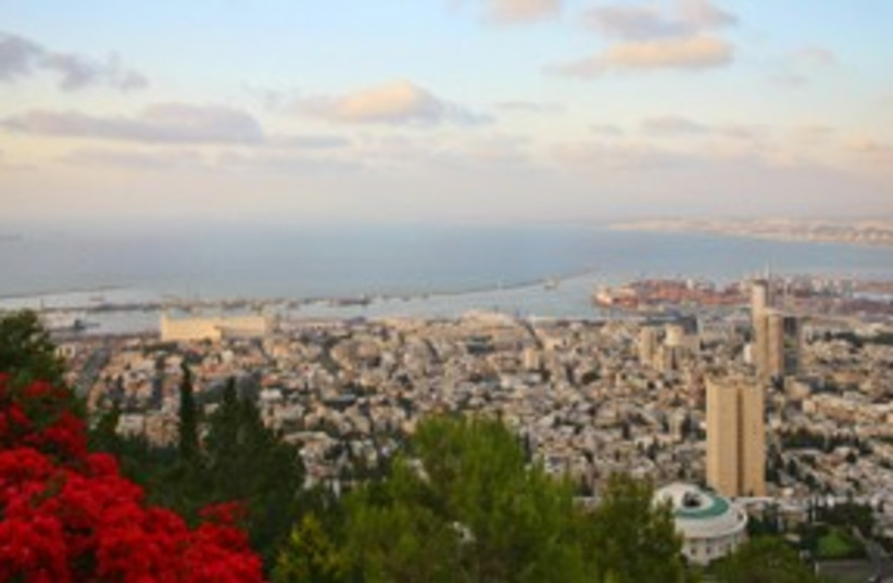Haifa (photo credit: Buyitinisrael.com)