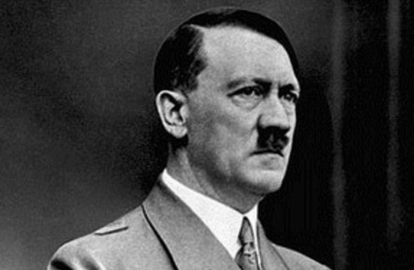 Adolf Hitler 311 (photo credit: Courtesy)