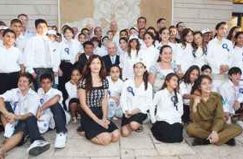 Peres 311 (photo credit: Matanya Tausig/JINI)