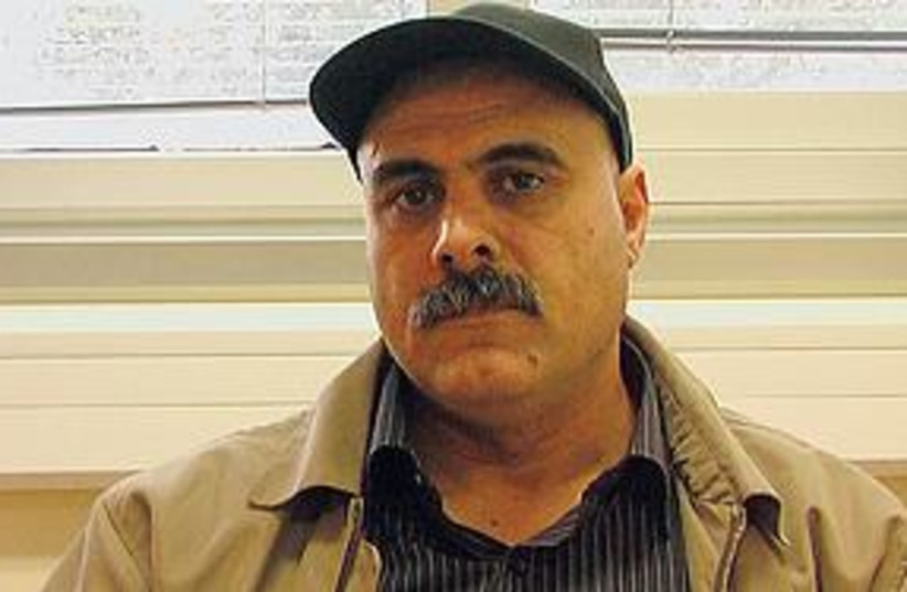 DR. RAPHIQ IBRAHIM (photo credit: University of Haifa)