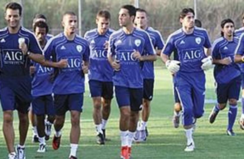 Israeli football (photo credit: IFA Web site)