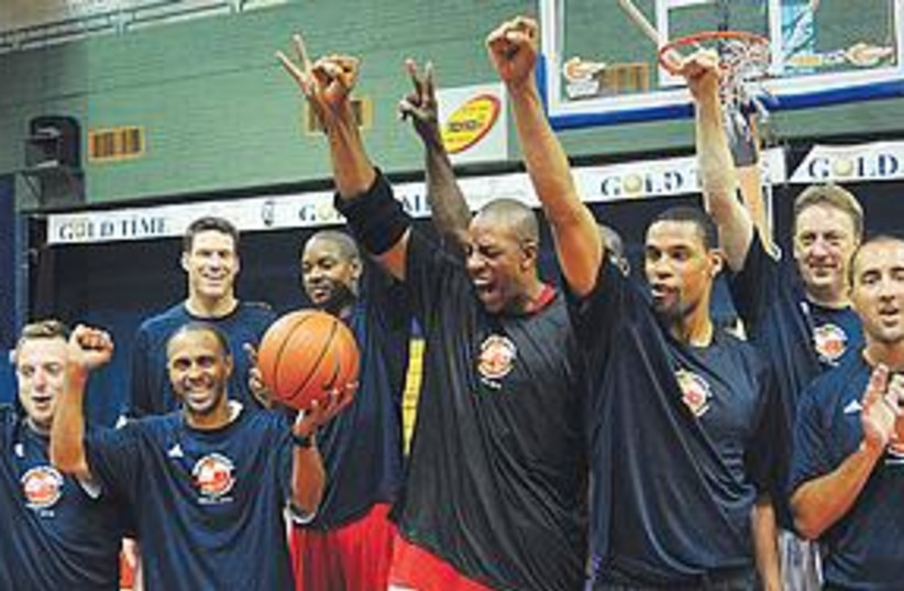 NBA (photo credit: Aviad Weizman)