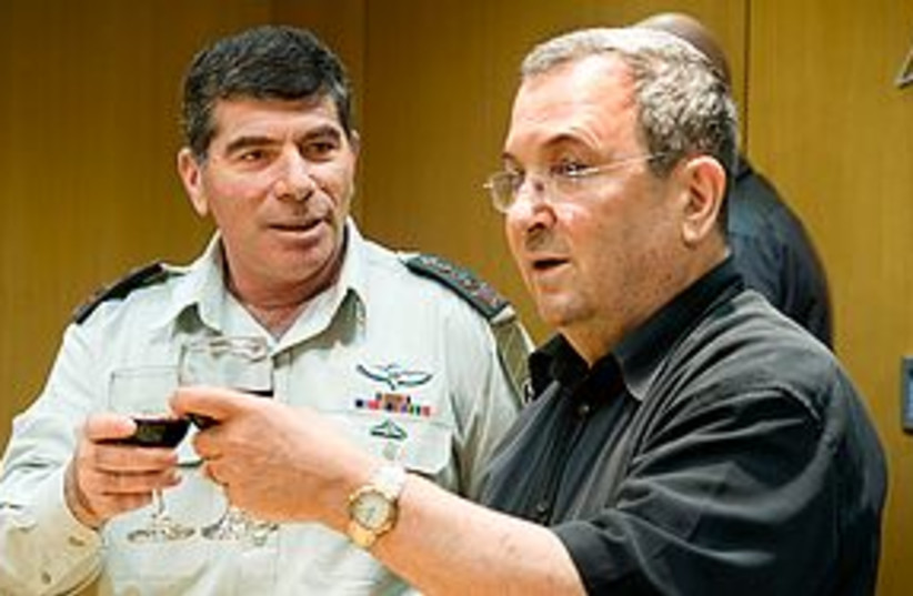 barak ashkenazi 311 (photo credit: IDF Spokesperson)