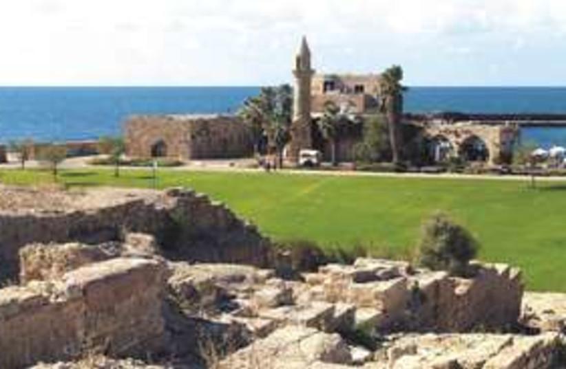 Caesarea (photo credit: ANN GOLDBERG)