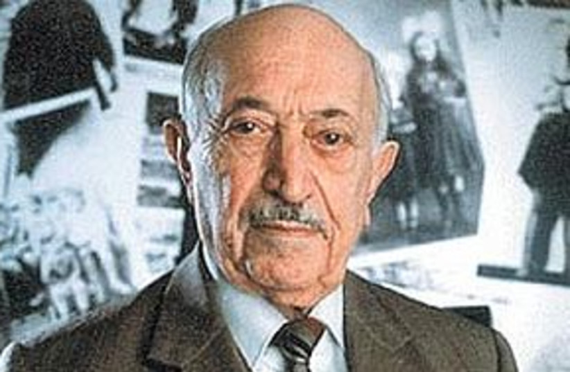 simon wiesenthal 311 (photo credit: Courtesy)