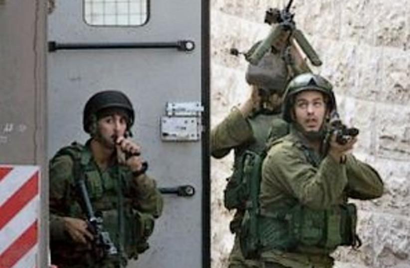 IDF troops 298.88 (photo credit: AP [file])