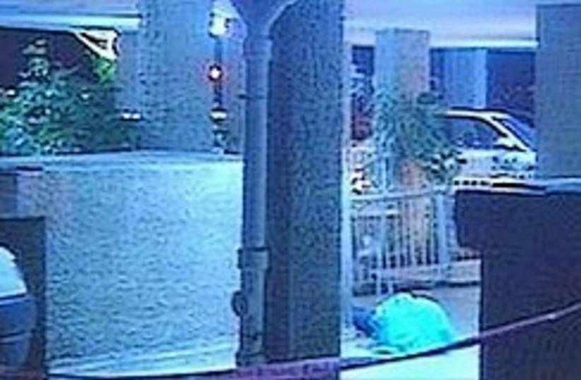 Rishon murder 298.88 (photo credit: Channel Two [file])