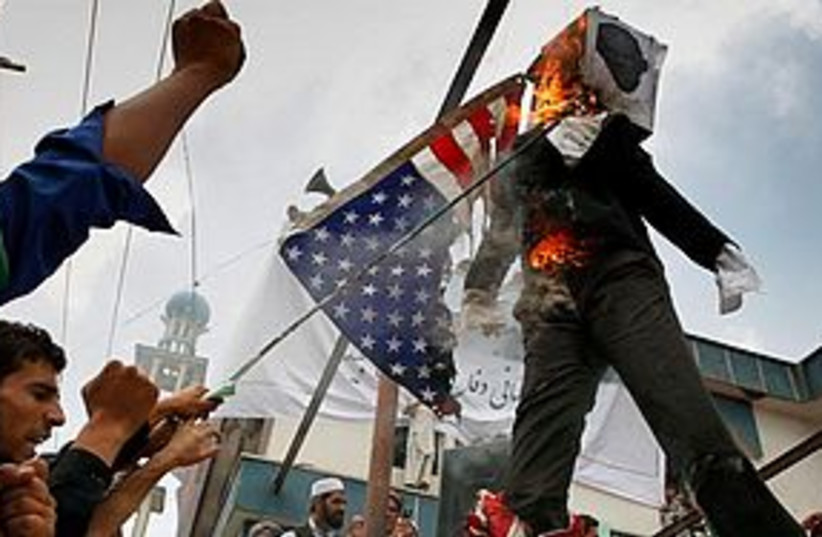 afghanistan protest 311 (photo credit: AP)