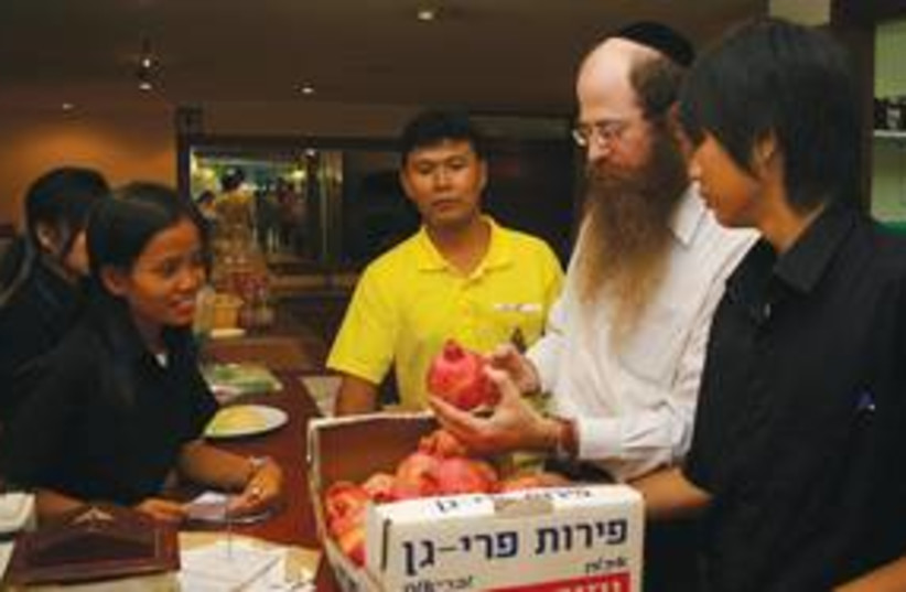 Chabad House Thailand 311 (photo credit: Chabad.org)