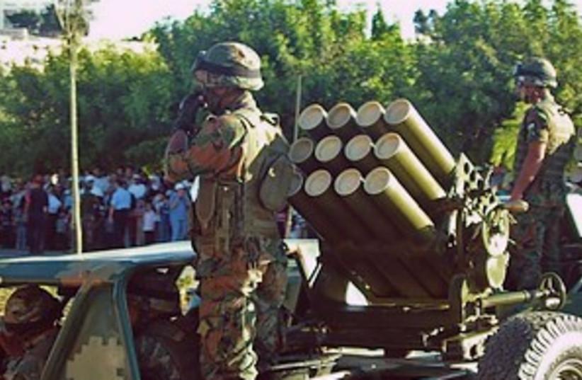 Jordanian military 298.8 (photo credit: Courtesy [file])