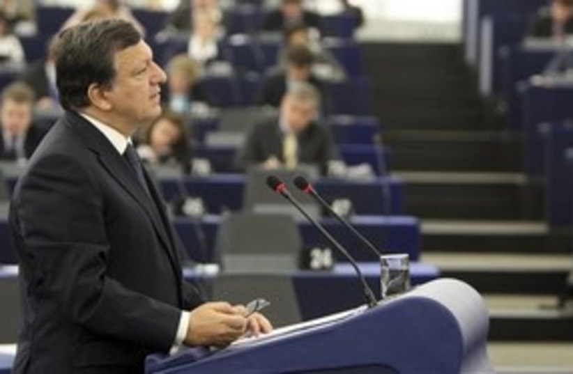 Jose Manuel Barroso 311 AP (photo credit: Associated Press)
