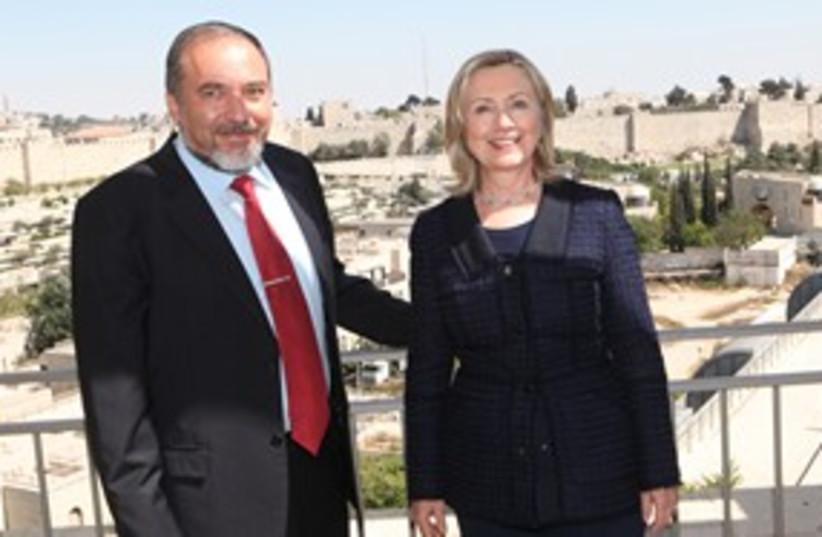 Clinton Lieberman 311 (photo credit: Yossi Zamir)