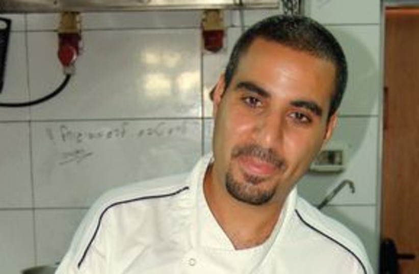 311_Jerusalem chef (photo credit: Barry A. Kaplan)