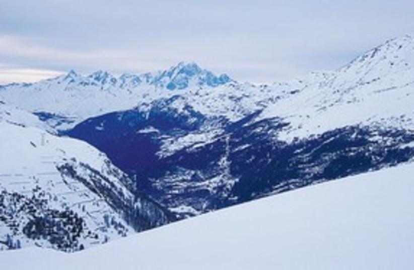 French alps 311 (photo credit: Amir Mizroch)