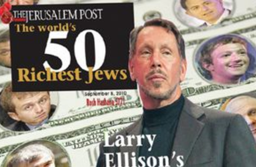 311_ Jpost 50 rich jews (photo credit: The Jerusalem Post)