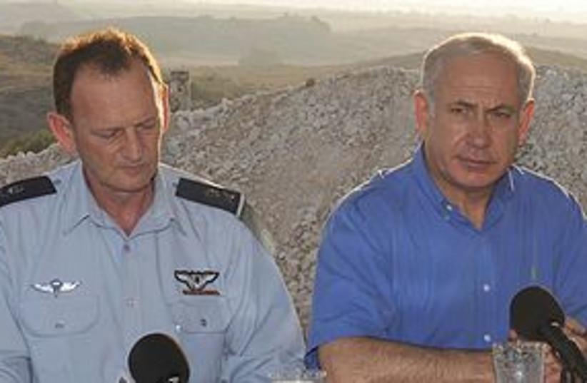 netanyahu negev 311 (photo credit: GPO)