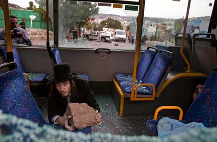 Riots in Jerusalem