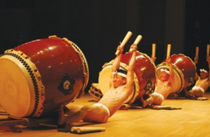 311_taiko drums (photo credit: Courtesy)