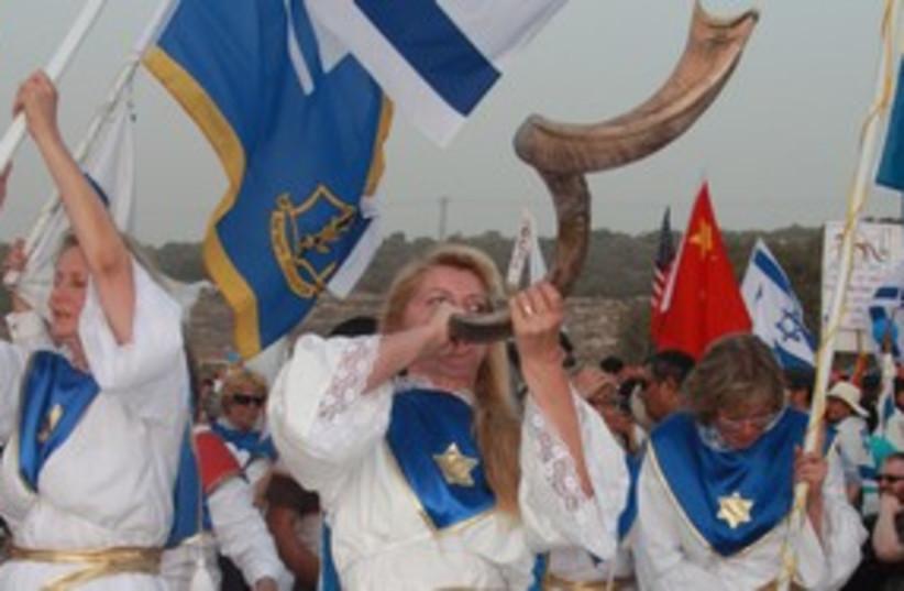 311_Swedish evangelicals (photo credit: Tovah Lazaroff)
