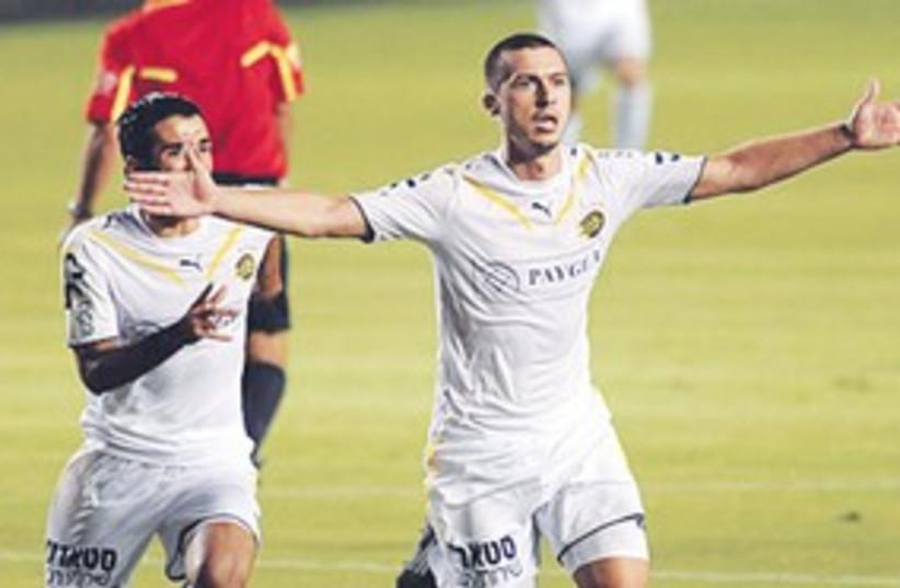 311_ goal!!! (photo credit: Maccabi Tel Aviv website)