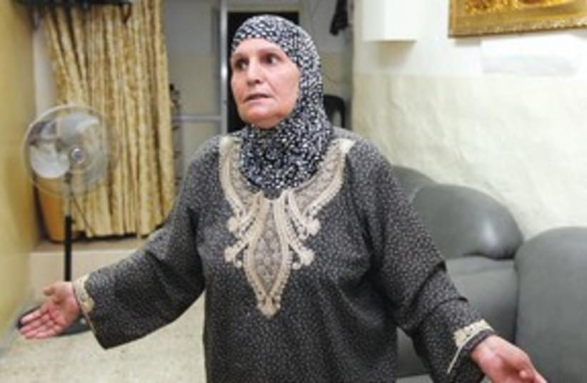 Sheikh Jarrah Woman 311 (photo credit: Marc Israel Sellem)
