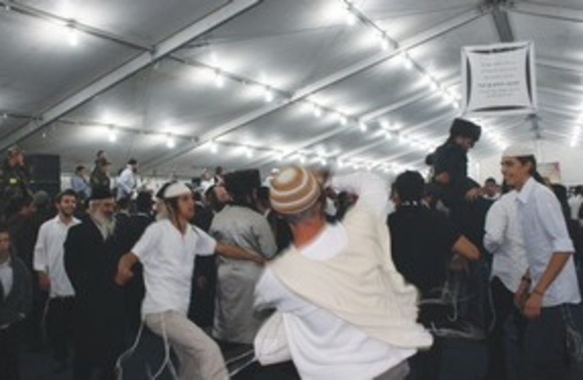 311_Jews in Uman (photo credit: Ben Hartman)
