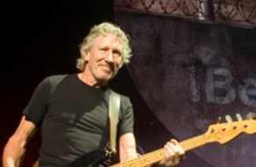 Roger Waters 311 (photo credit: Associated Press)
