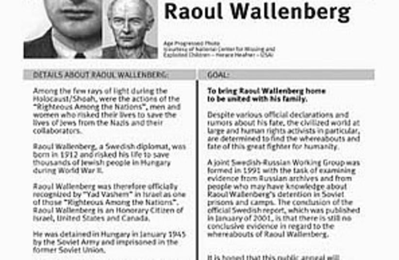walleberg 298.88 (photo credit: Courtesy)