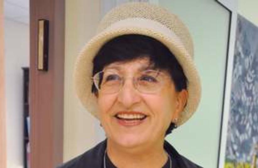 Adina Bar-Shalom 311 (photo credit: Sarah Levin)