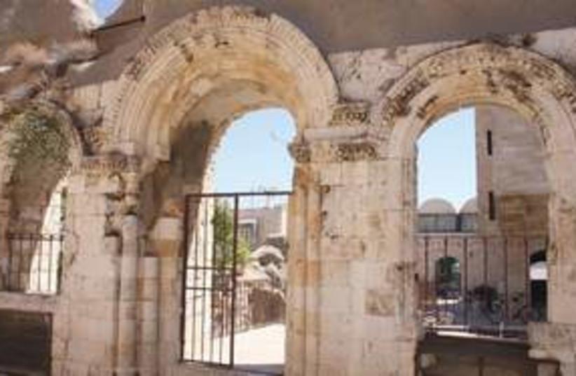 Tiferet Yisrael Synagogue 311 (photo credit: SHMUEL BAR-AM)