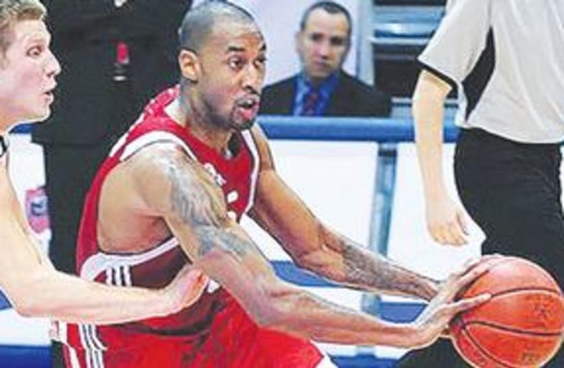 Solomon 311 (photo credit: FIBA EUROPE Web site)
