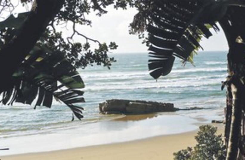 South Africa Beach 311 (photo credit: MASADA SIEGEL)