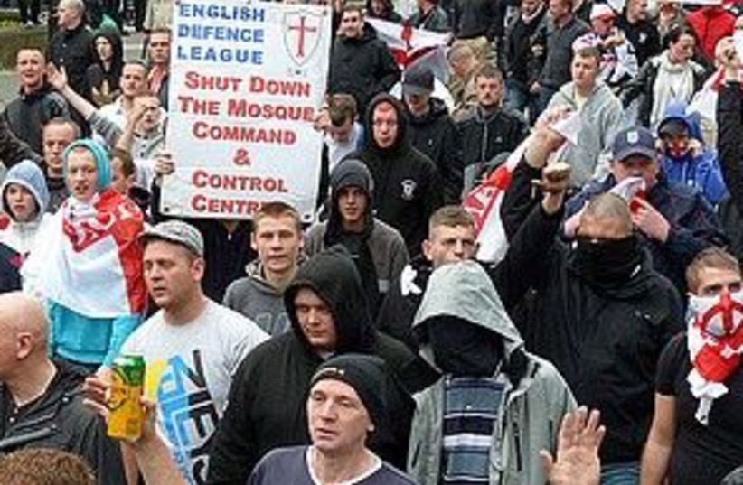 EDL rally (photo credit: Lion Heart Photography)