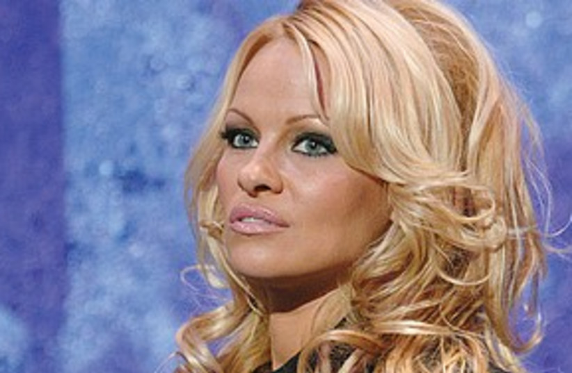 Pamela Anderson (photo credit: MCT)