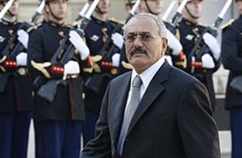 Saleh_311 (photo credit: Associated Press)