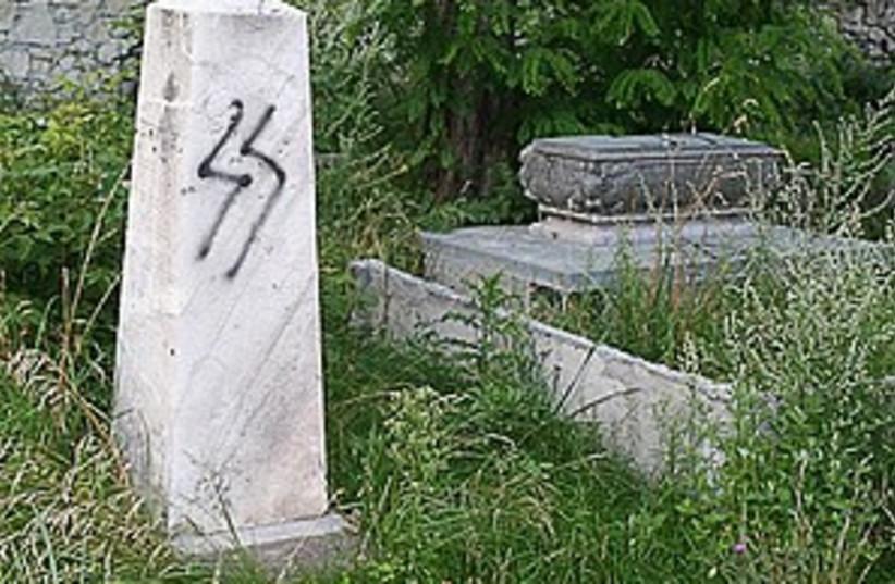 anti-Semitism 298.88 (photo credit: AP [file])