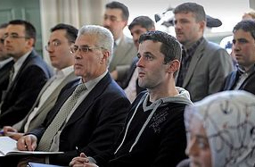 german imams 311 (photo credit: AP)