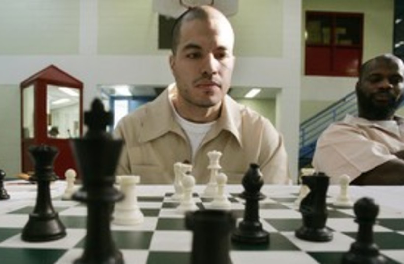Chess general 311 AP (photo credit: Associated Press)
