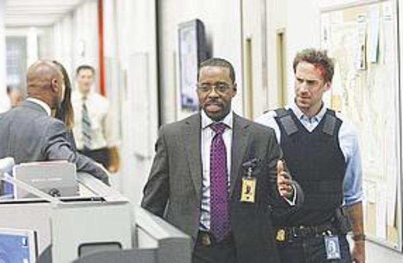 Joseph Fiennes in 'FlashForward' (photo credit: Screenshot)