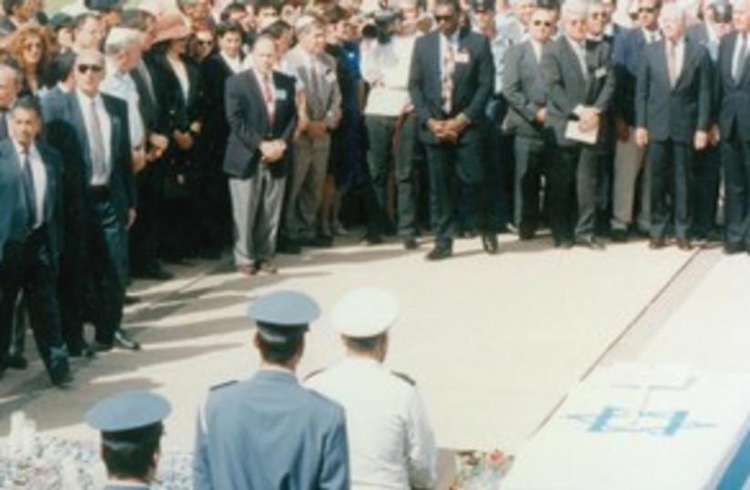 Rabin Funeral 311 (photo credit: Ariel Jerozolimski)