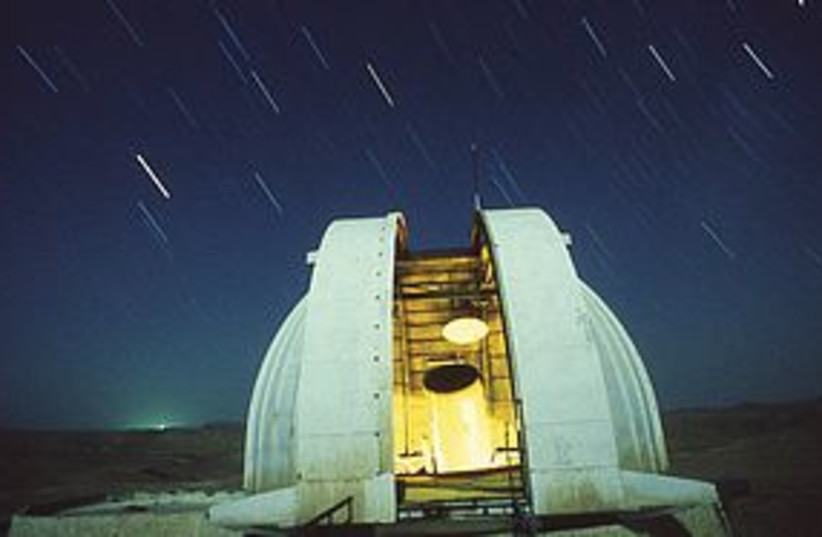 star observatory 311 (photo credit: Mika Schik)