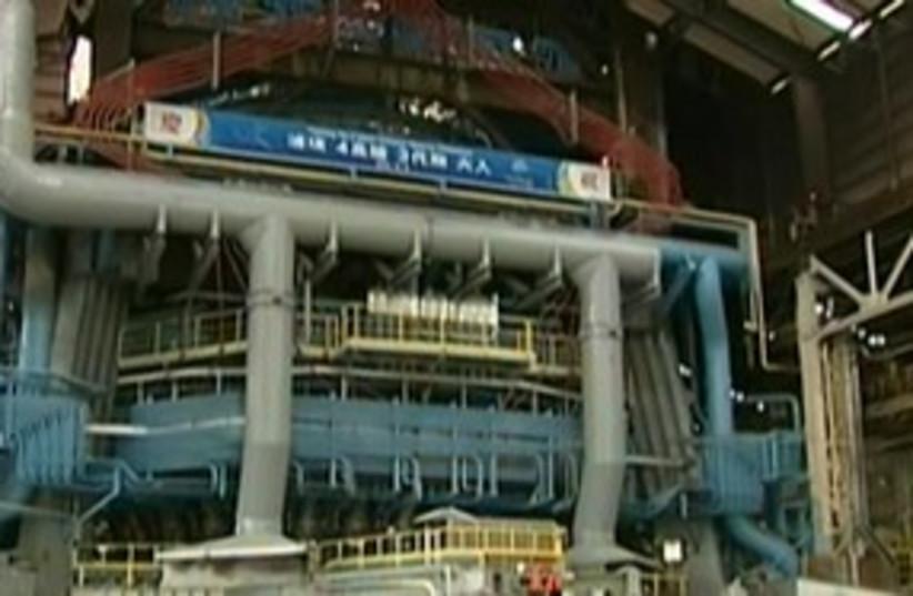 311_Posco steel furnace (photo credit: Posco company website)