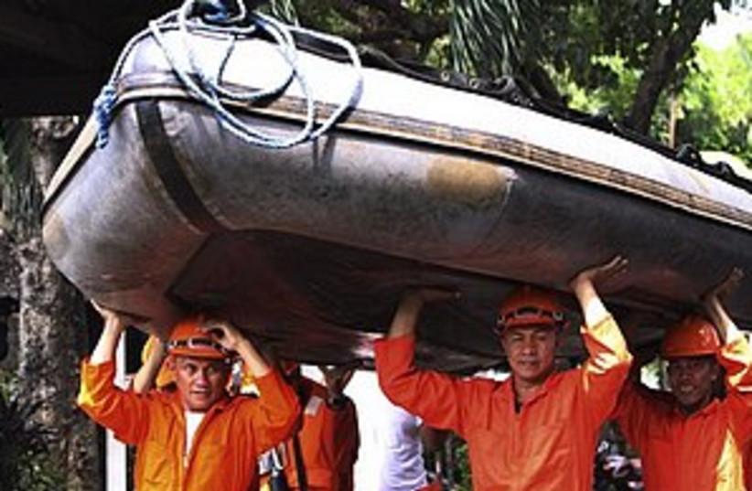 philippines typhoon_311 (photo credit: ASSOCIATED PRESS)