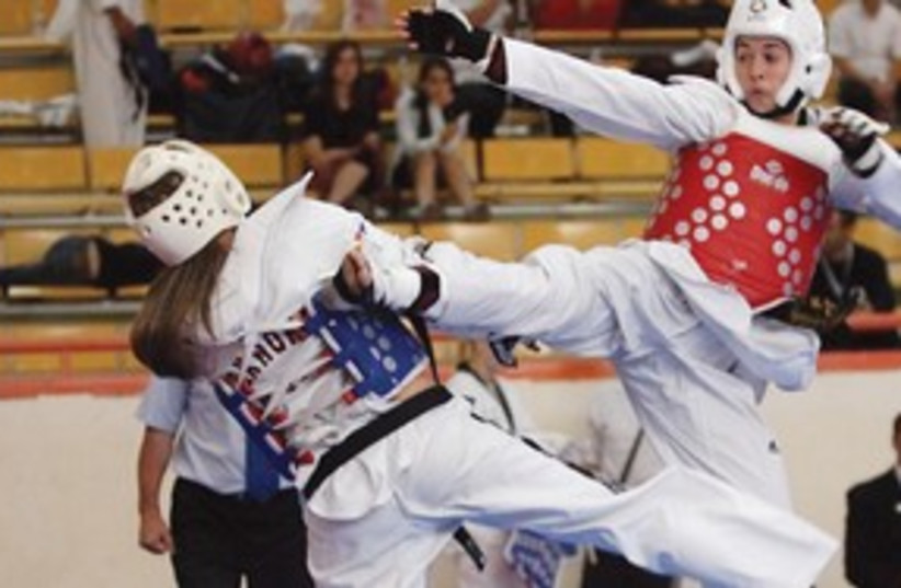 311_taekwondo (photo credit: Courtesy)