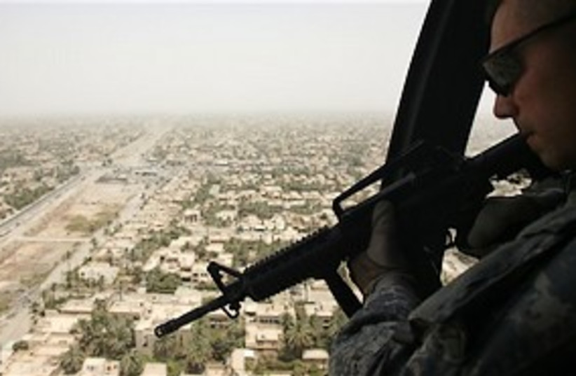 US helicopter iraq 298.8 (photo credit: AP)