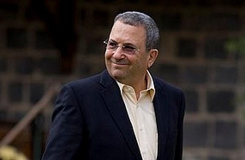 Barak (photo credit: ASSOCIATED PRESS)