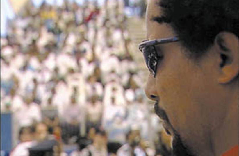 Danny Abebe 298.88 (photo credit: Courtesy)