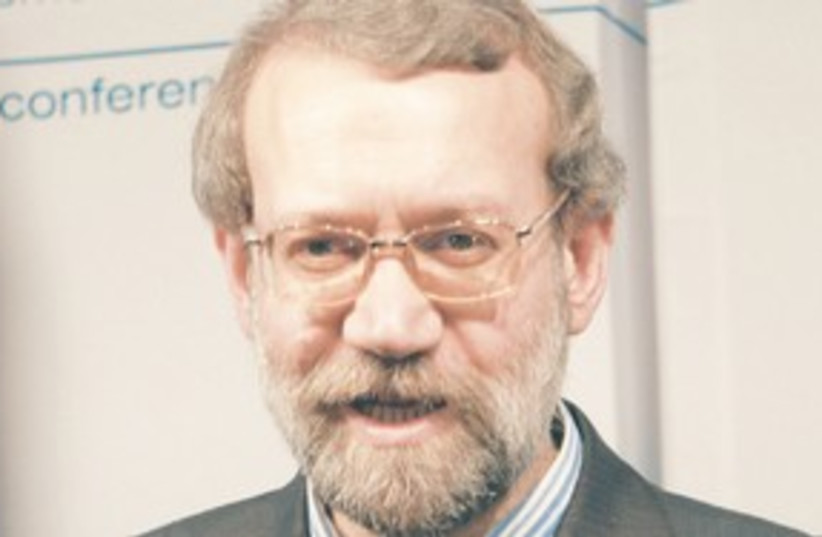 Larijani 311 (photo credit: Munich Security conference)