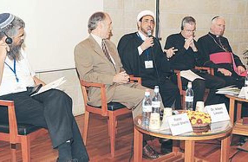interfaith conference 311 (photo credit: Vadim Mikhailov)