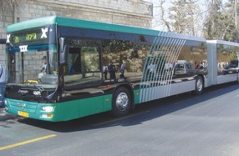 311_new Jlem buses (photo credit: Sybil Ehrlich)